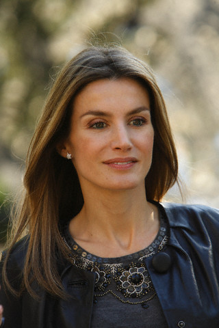 USA - Spain - Royals - Spanish Princess Letizia