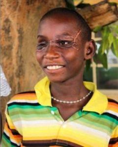 13-year-old Danjuma Shakura