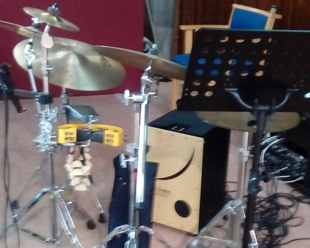 church-percussion