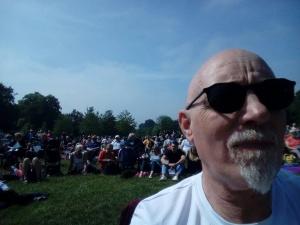 Park Service Selfie