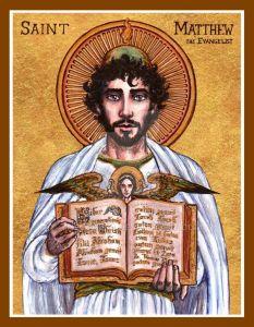 Matthew icon