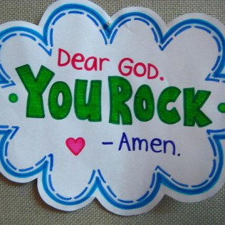 God you rock